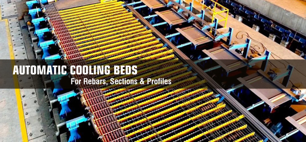 Automatic Cooling Bed Manufacturer